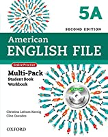 American English File Level 5 Multipack a: With Online Practice and Ichecker