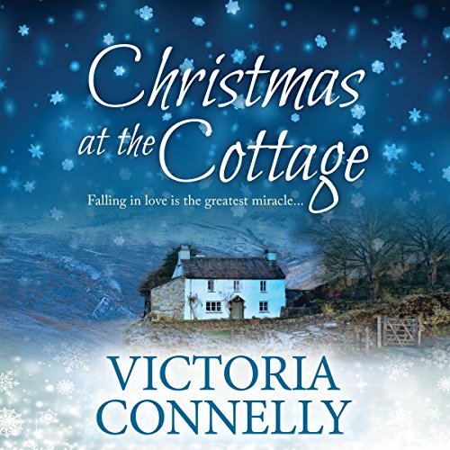 Christmas at the Cottage audiobook cover art