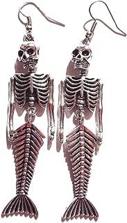 Best dead fish earrings Reviews