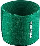 Derbystar espinilleras-Soporte, Todo el año, Color Verde - Verde, tamaño Talla única