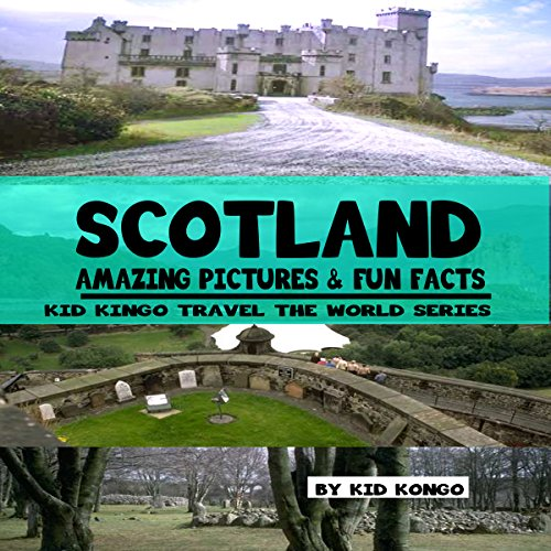 Scotland Fun Facts audiobook cover art