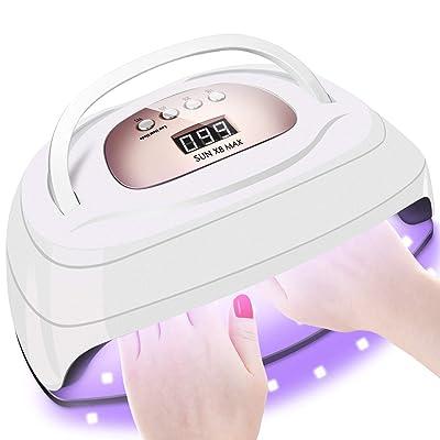 150W UV LED Nail Lamp for Gel Polish