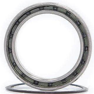 6704 Hybrid Ceramic Bearing 20 * 27 * 4 Mm Abec-1 (1 Pc) Industry Motor Spindle 6704Hc Hybrids Si3N4 Ball Bearings 3Nc 6704Rs