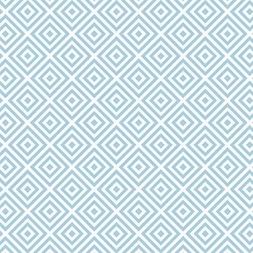 Venilia Celia 54770 - Papel adhesivo decorativo, diseño geométrico, color azul, sin...