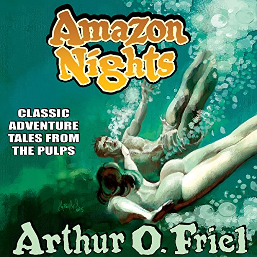 Amazon Nights audiobook cover art