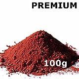Pigmentpulver, Eisenoxid, Oxidfarbe - 100g (29,90€/kg) im Beutel Farbpigmente, Trockenfarbe für...