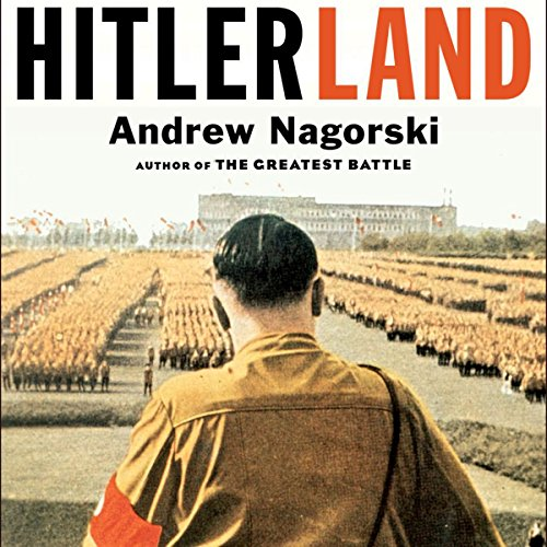Hitlerland audiobook cover art