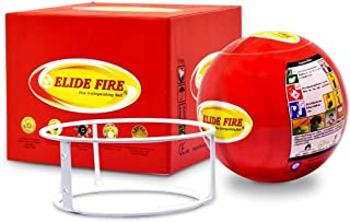 ELIDE FIRE Ball, Fire Extinguishing 6