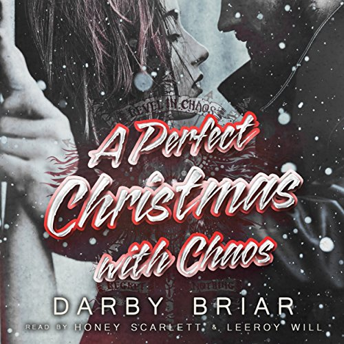 A Perfect Christmas with Chaos audiobook cover art
