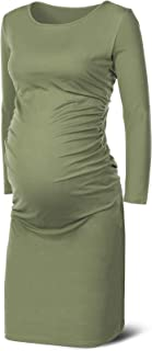 Best red long sleeve maternity dress Reviews