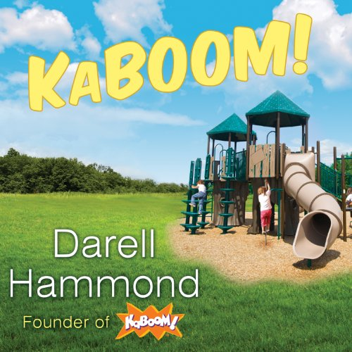 KaBOOM! audiobook cover art