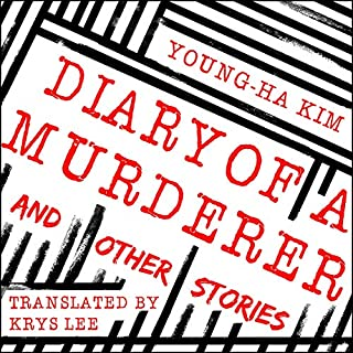 Diary of a Murderer audiobook cover art
