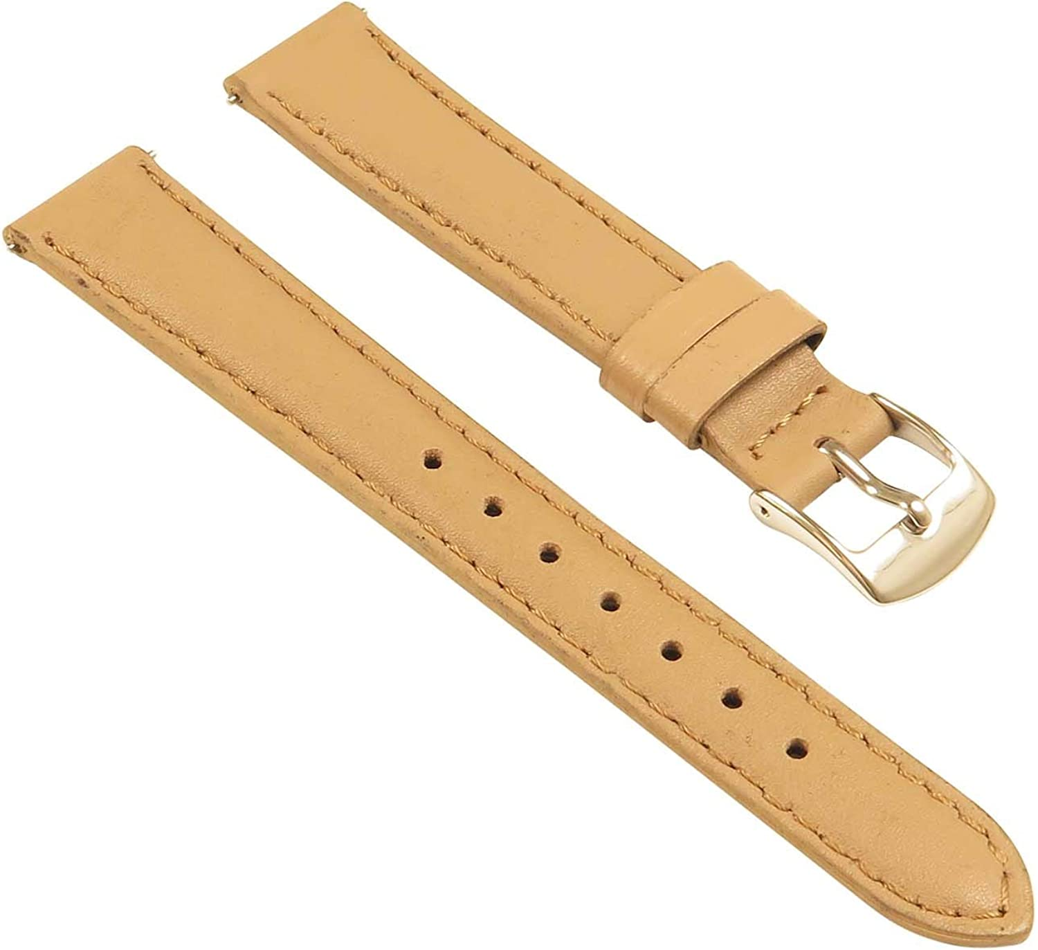 StrapsCo Classic Women's Leather Quick Release Band Strap Watch service Max 63% OFF