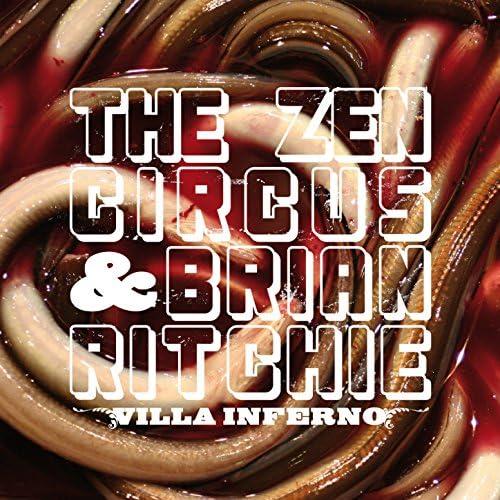 The Zen Circus & Brian Ritchie