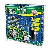 JBL ProFlora bio160 63042 Bio-CO2-Düngeanlage mit erweiterbarem...