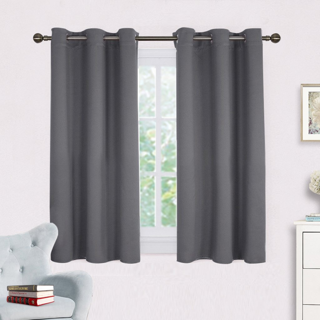 NICETOWN Blackout Curtain Insulated Draperies