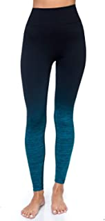 Women's Active Fitness Workout Ombre Leggings Dry-Fit Pants