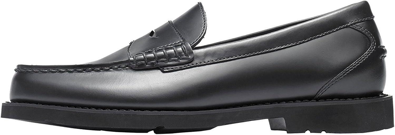 Rockport Men's Shakespeare Attention brand Loafer Alternative dealer Penny Circle