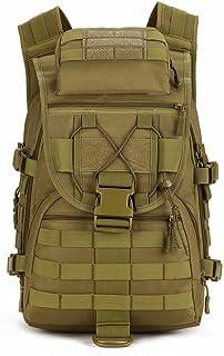 YFNT Mochila Militar al Hombro, 40L, táctico, Asalto, Impermeable, Bolsa para Caza y Acampar