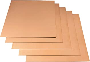 thin copper sheets for crafts