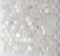 A19 Subway 6 Sheets Art3d Nacre mosa/ïque carrelage pour murs spas//piscine//salle de bain//cuisine salet/é carrelage