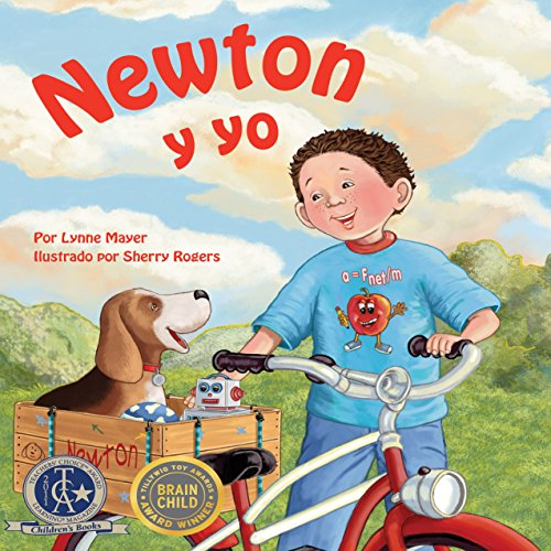 Newton y Yo [Newton and Me] audiobook cover art