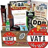 Bester Vati Geschenke DDR / Männer Ostpaket / das beste