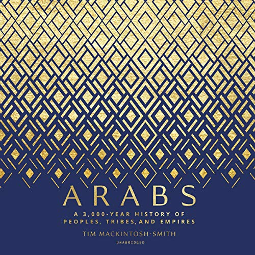 Arabs audiobook cover art