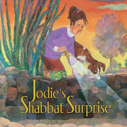 Jodie's Shabbat Surprise copertina