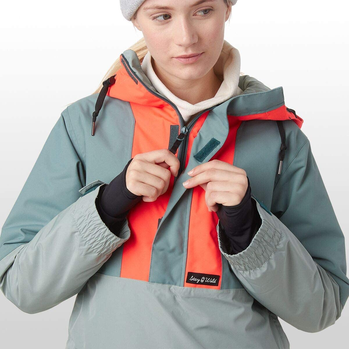 AIRBLASTER Womens Lady Trenchover