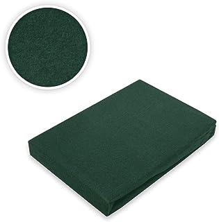 Exklusiv-Heimtextil Drap-housse en Jersey élastique, disponible en différentes tailles et couleurs 100 % coton 60 x 120 - ...