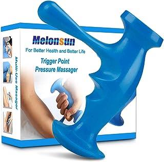 Melonsun Deep Tissue Massage Tool, Effective Acupressure, Trigger Point Pressure Massage