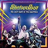Status Quo: The Last Night of the Electrics [Vinyl LP] (Vinyl)