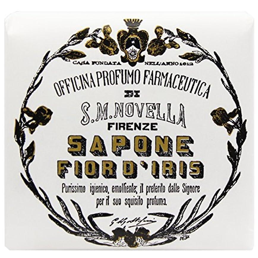 子羊受け取る仕様【サンタマリアノヴェッラ】 フィオールディリス ソープ 100g (5591) Fior d'Iris [並行輸入品]