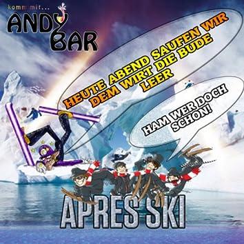 Heute Abend saufen wir dem Wirt die Bude leer (Ham wer doch schon) (Après Ski Version)