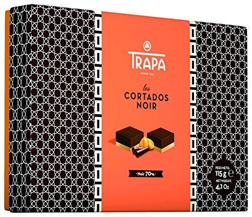Trapa Noir 70% Bombones de chocolate - 115 gr