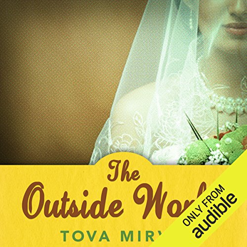 The Outside World audiobook cover art