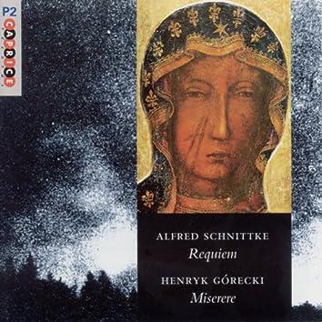 Schnittke: Requiem - Gorecki: Miserere