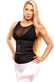 Body Maxx Waist Trainer Slimming Body Shaper & Ab Support for Weight Loss/Fitness
