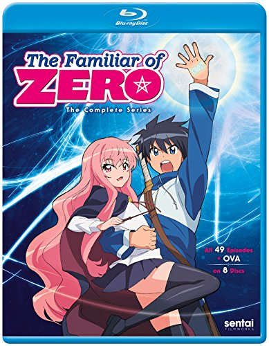 Familiar of Zero: Complete Collection [Blu-ray]