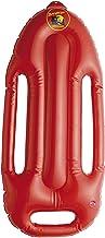 Smiffy'S- Baywatch Lifeguard Flotador Inflable De Con Correa