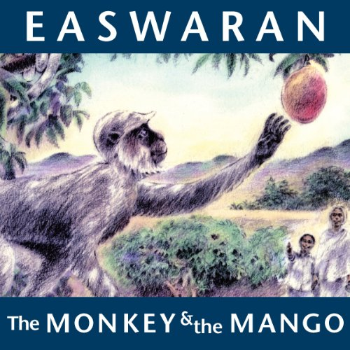 The Monkey and the Mango audiobook cover art