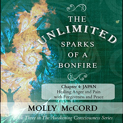 The Unlimited Sparks of a Bonfire, Chapter 4: Japan audiobook cover art