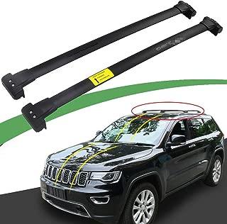 roof rack cross bars for jeep cherokee