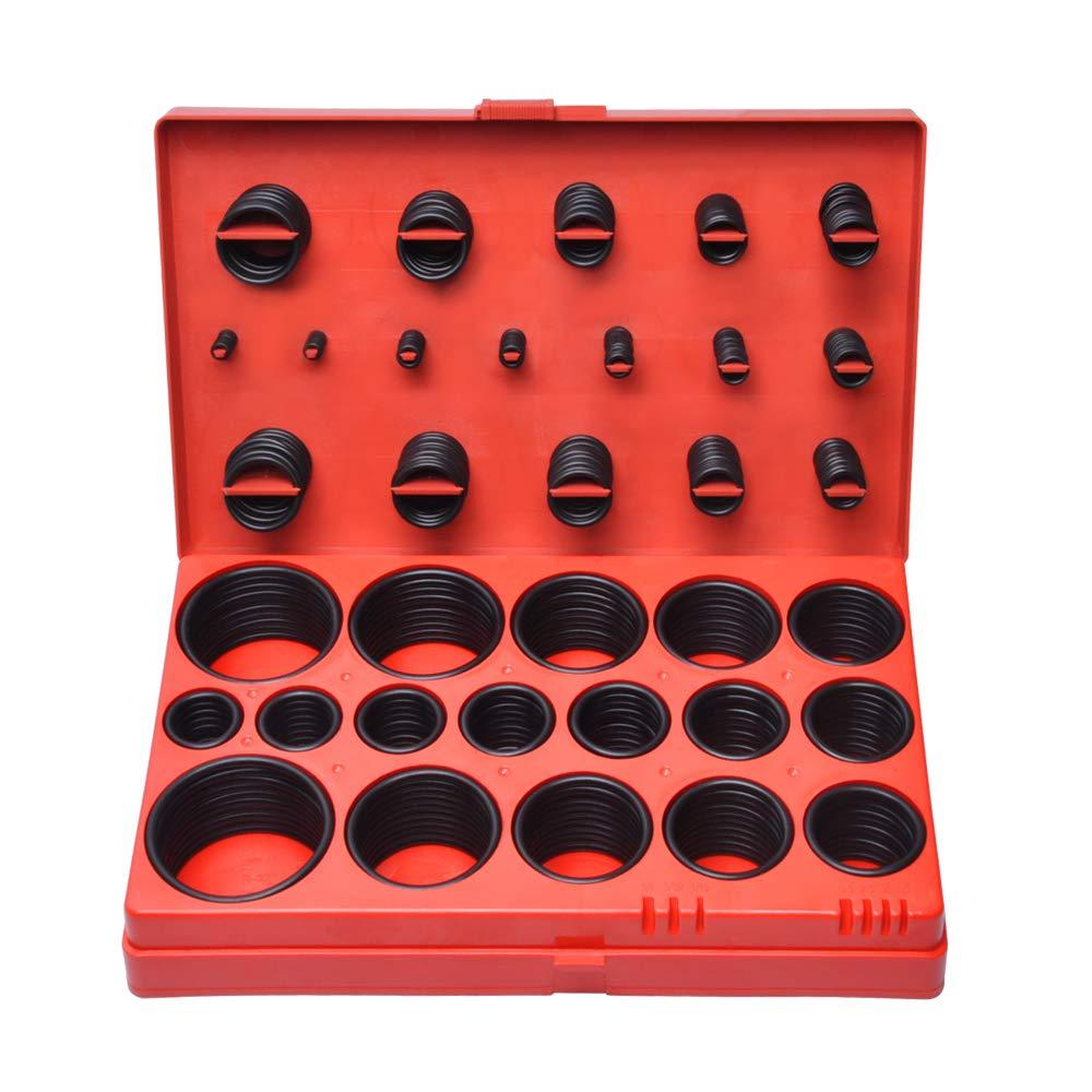 Mikkuppa Our shop most popular O-Ring Assortment Kit 419 Set Bl Universal pcs Metric Arlington Mall