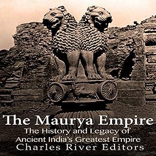 The Maurya Empire cover art