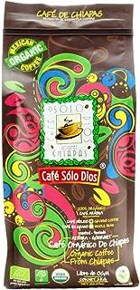 Café Solo Dios Café en molido de 1kg, Sabor Artesanal, 1