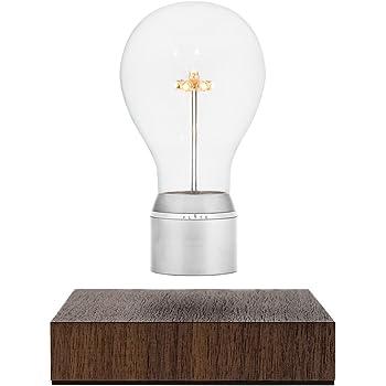 Leslaur Lampada da tavolo a LED a luce magnetica Lampadina