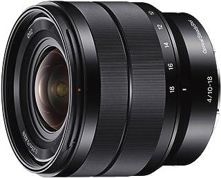 ソニー 広角ズームレンズ E 10-18mm F4 OSS ソニー Eマウント用 APS-C専用 SEL1018