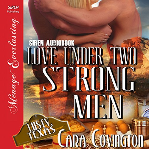 Love Under Two Strong Men audiobook cover art